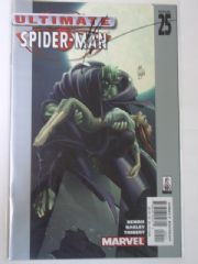 Ultimate Spider-man #25 Dynamic Forces Signed Art Thibert DF COA Ltd 899 Green Goblin Marvel comic book